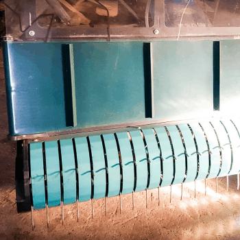 PVC and PU conveyor belts