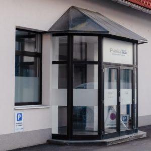 Poslovni prostori Publica TRS