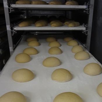 Transportni trakovi v pekarnah